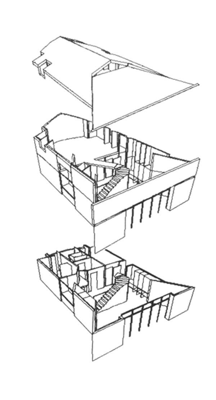 Pierrelaye 67 maisons hubert roy architectes for Maitre ouvrage